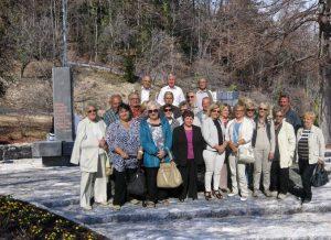 GeOSS , geometrijsko središče Slovenije